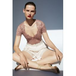 LACE TOP TRF