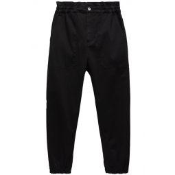 PAPERBAG JOGGER PANTS