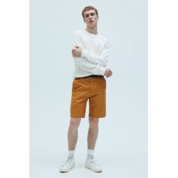 OXFORD TEXTURED SHORTS