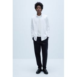 EASY CARE TEXTURED SHIRT