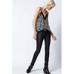 Christy Print Coeur Camisole