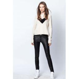 Lili Heart Sweater
