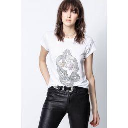 Skinny Skull T-Shirt
