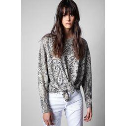Ruby Paisley Sweater