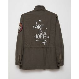 Jormi x Art Is Hope Kayaka Mili Jacket