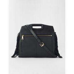Leather M Walk bag