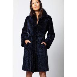 Magda Shearling Coat