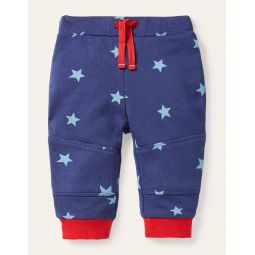 Warrior Knee Jersey Bottoms - Starboard & Frosted Blue Stars