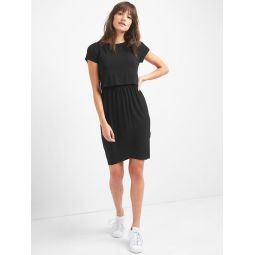 Maternity Nursing T-Shirt Dress