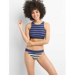 GapFit High-Neck Tie-Back Bikini Top