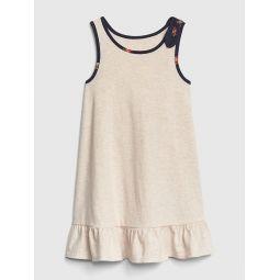 Toddler Ruffle Drop-Waist Dress