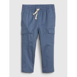 Toddler Cargo Pull-On Pants