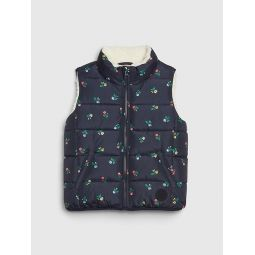 Kids ColdControl Max Cozy-Lined Vest