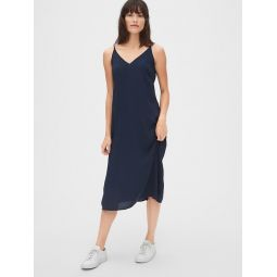 Cami Midi Slip Dress