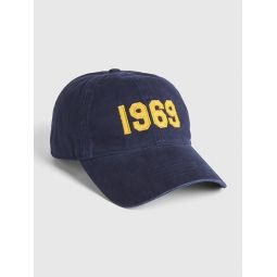 1969 Logo Baseball Hat