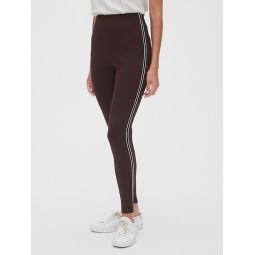 High Rise Leggings in Ponte