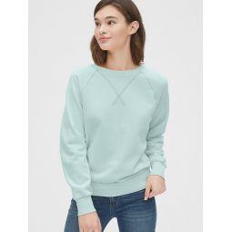 Vintage Soft Tie-Dye Crewneck Sweatshirt