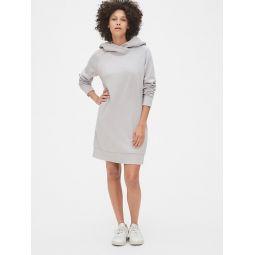 Supersoft Terry Raglan Hoodie Dress