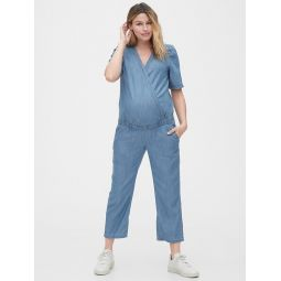 Maternity TENCEL™ Jumpsuit