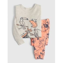 babyGap Rainforest PJ Set