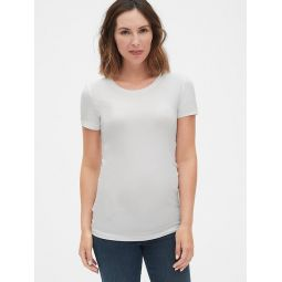 Maternity Pure Body Crewneck T-Shirt
