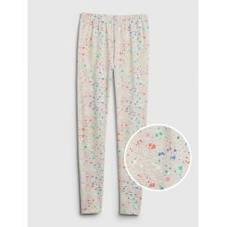 Kids Splatter Paint Everyday Leggings