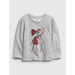 Toddler Bea Graphic T-Shirt