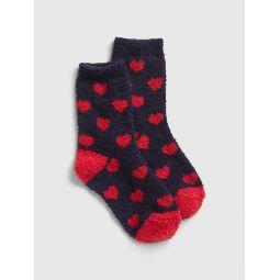 Kids Cozy Fuzzy Socks