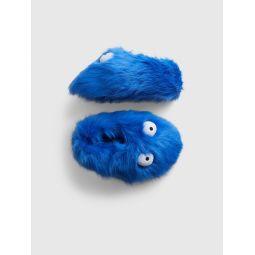 Kids Monster Slippers