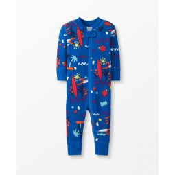 Night Night Sleeper In Organic Cotton