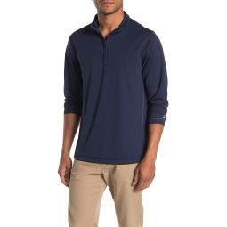Solid Active Half Zip Shirt