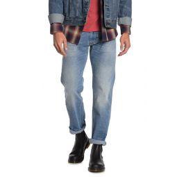 Larkee Stretch Straight Jeans