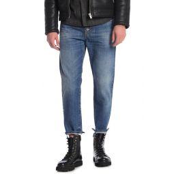 Mharkey Straight Leg Jeans
