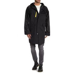 J-Ryo Hooded Overcoat Parka