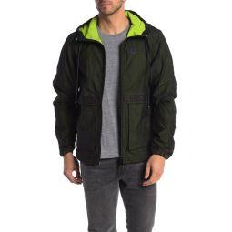 Hisami Windbreaker Jacket