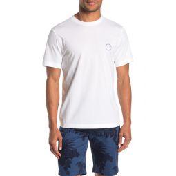 Hibiscus Graphic Logo T-Shirt