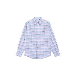 Plaid Regent Fit Oxford Shirt
