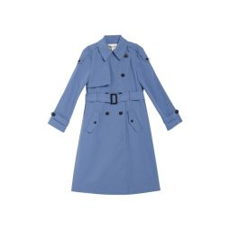 Kaia Belted Trench Coat