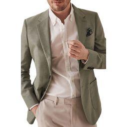 Richie Notch Collar Double Button Jacket