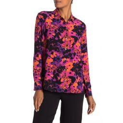 Leema Floral Long Sleeve Shirt
