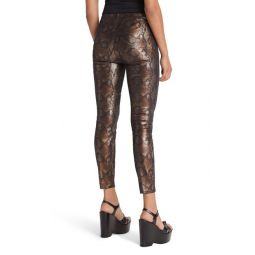 The High Waist Seamless Looker Ankle Jeans