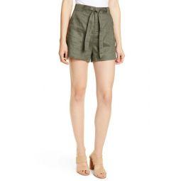 Taimee Linen Shorts