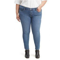 Classic Straight Leg Jeans (Plus Size)