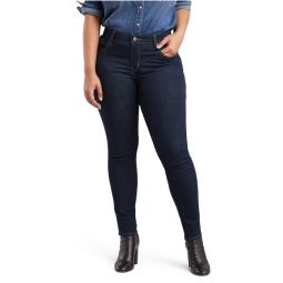 711 High Waisted Skinny Jeans (Plus Size)