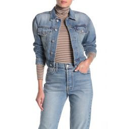 The Big Shorty Denim Jacket