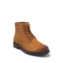 Sheffield Suede Lug Boot