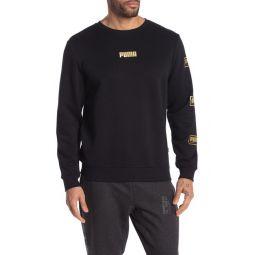 Crew Neck Long Sleeve Sweater