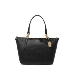 Ava Pebbled Leather Tote