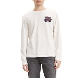 x Justin Timberlake Fresh Leaves Long Sleeve T-Shirt