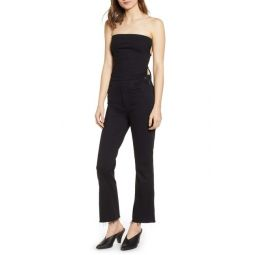 The Tie Back Hustler Ankle Fray Jumpsuit